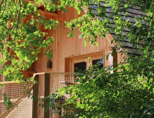 Brigitte & Christian's hut