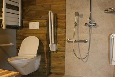 salle de bain Lodge Marie-Ange