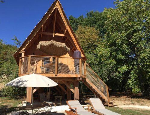 Emile's hut